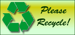 Please Recycle!